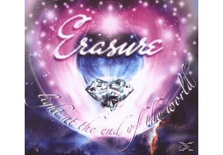 Erasure - Light At The End Of The World (CD)