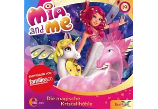 Mia And Me - (19)Original Hörspiel Z.Tv-Serie - (CD)