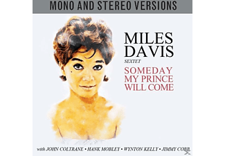 Miles Sextet Davis - Someday My Prince Will Come - (CD)