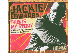 Jackie Edwards - This Is My Story - (CD)