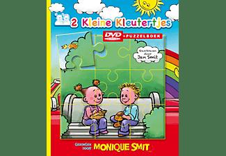 Monique Smit 2 Kleine Kleutertjes Dvd-Boek