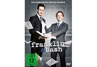 Franklin & Bash 2. Season [DVD]