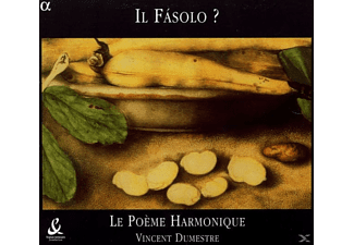 Le Poeme Harmonique - Il Fasolo ? - (CD)