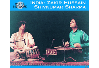 SHARMA,SHIVKUMAR/HUSSAIN,ZAKIR - India - (CD)