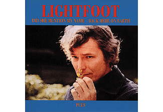 Gordon Lightfoot - Did She Mention My Name - Back Here on Earth (CD)