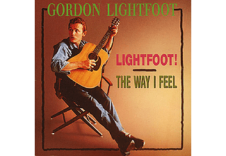 Gordon Lightfoot - Lightfoot! - The Way I Feel (CD)