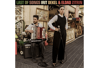 Irit Dekel, Eldad Zitrin - Last Of Songs [CD]