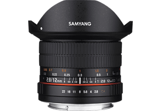SAMYANG 12mm Fisheye F2,8 MFT