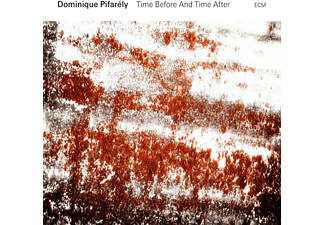 Dominique Pifarely - Time Before And Time After - (CD)