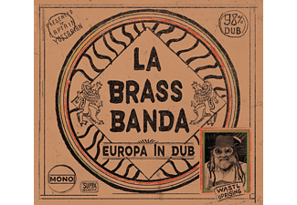 LaBrassBanda - Europa-In Dub [CD]