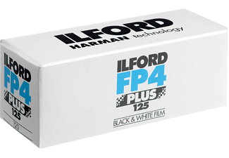 ILFORD FP4 Plus 120 Filmrulle