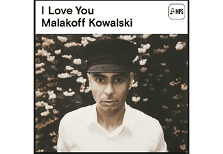 Malakoff Kowalski - I Love You - (CD)