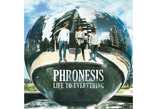 Phronesis - LIVE TO EVERYTHING - (Vinyl)