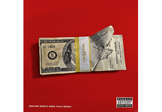 Meek Mill - DREAMS WORTH MORE THAN MONEY - (CD)