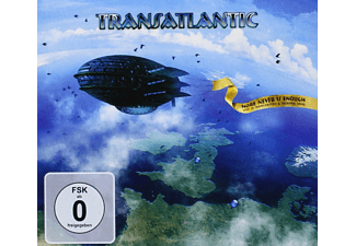 Transatlantic - More Never Is Enough [CD + DVD Video]