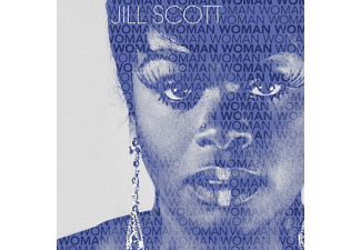 Jill Scott - Woman - (CD)