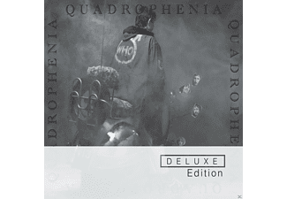 The Who - Quadrophenia-The Director's Cut (Deluxe Edition) - (CD)
