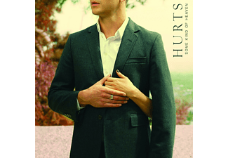 Hurts - Some Kind Of Heaven [CD]