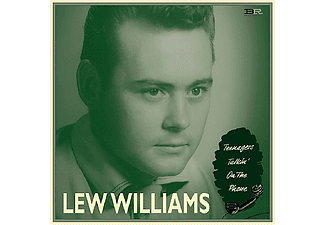 Lew Williams - Teenagers Talkin' on the Phone (Vinyl LP (nagylemez))