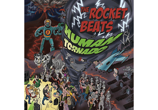 Rocket Beats - Human Tornado - (CD)