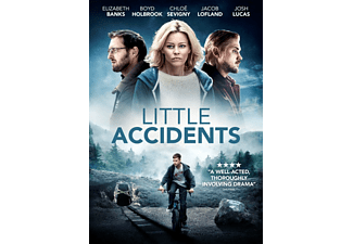 Little Accidents Drama DVD