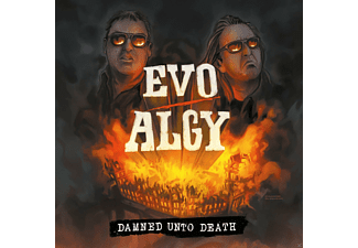 Evo, Algy - Damned Unto Death - (CD)