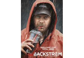 Backstrom - Säsong 1 TV-serie DVD