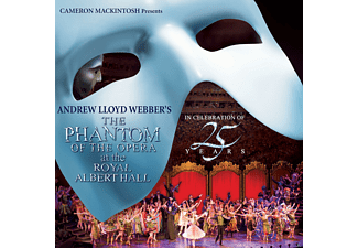 Royal Albert Hall Orchestra - The Phantom Of The Opera At The Royal Albert Hall - (CD)
