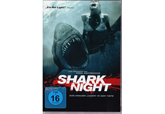Shark Night Horror DVD