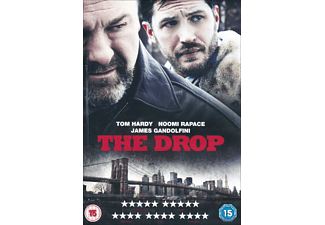 The Drop Thriller Blu-ray