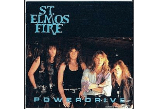 St.Elmos Fire - Powerdrive [CD]
