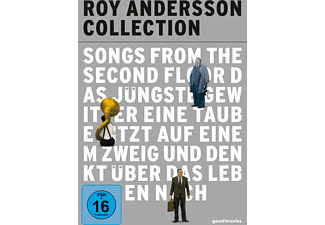 Roy Andersson Collection [DVD]
