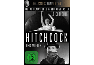 Alfred Hitchcock - The Lodger [DVD]