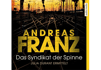 Das Syndikat der Spinne - 1 MP3-CD - Krimi/Thriller
