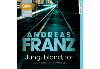 Jung, blond, tot - 1 MP3-CD - Krimi/Thriller
