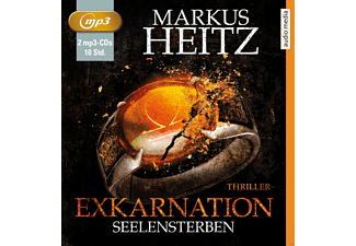Exkarnation - Seelensterben - 2 MP3-CD - Krimi/Thriller
