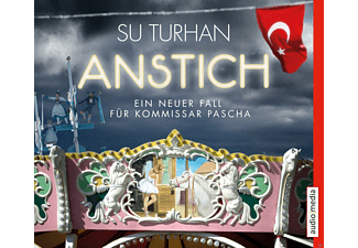 Anstich - 4 CD - Krimi/Thriller