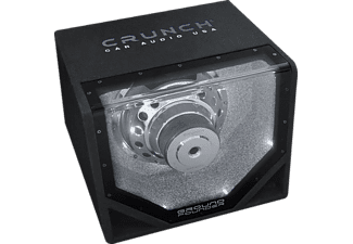 CRUNCH GPX-8 BP Single Gehäusesubwoofer Passiv