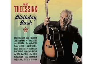 Theessink Hans - Birthday Bash - (CD)