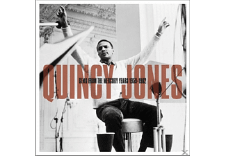 Quincy Jones - Gems From The Mercury Years 1959-62 - (Vinyl)