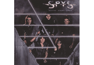 Spys - Behind Enemy Lines (Lim.Collector's Edition) [CD]