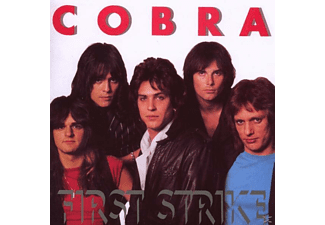 Cobra - First Strike - (CD)