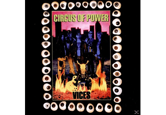 Circus Of Power - Vices (Lim.Collector's Edit.) [CD]