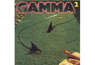 Gamma - Gamma 2 (Limited Collector's Edition) - (CD)