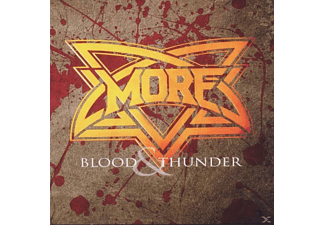 More - Blood & Thunder (Lim.Collector's Edit.) - (CD)