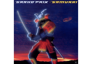 Gr Prix, Grand Prix - Samurai (Lim.Collector's Edit.) - (CD)