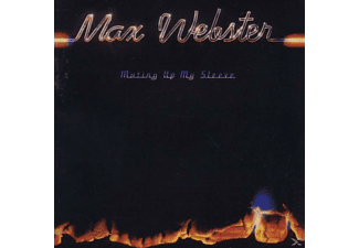 Max Webster - Mutiny Up My Sleeve (Lim.Collector's Edit.) - (CD)