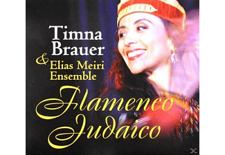 Timna/elias Meiri Ensembl Brauer - Flamenco Judaico [CD]