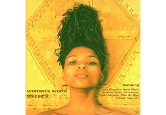 VARIOUS - WOMAN'S WORLD VOICES 2 - (CD)