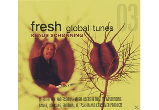 Klaus Schonning - Fresh Global Tunes 03 - (CD)